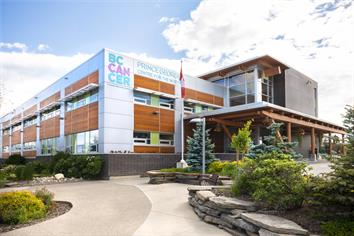 BC Cancer's six regional care centres provide care and support for patients with cancer across British Columbia