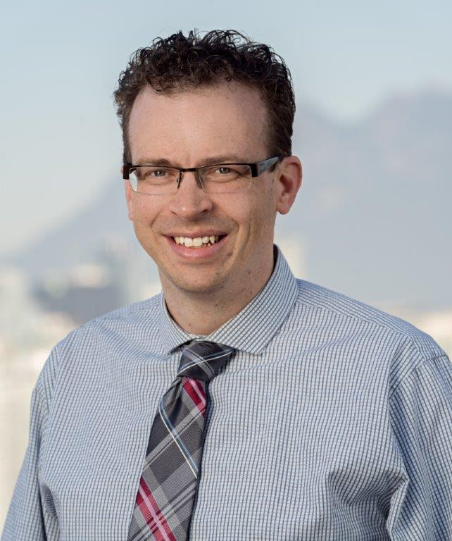 Dr. Jason Hart, Regional Medical Director, BC Cancer – Victoria